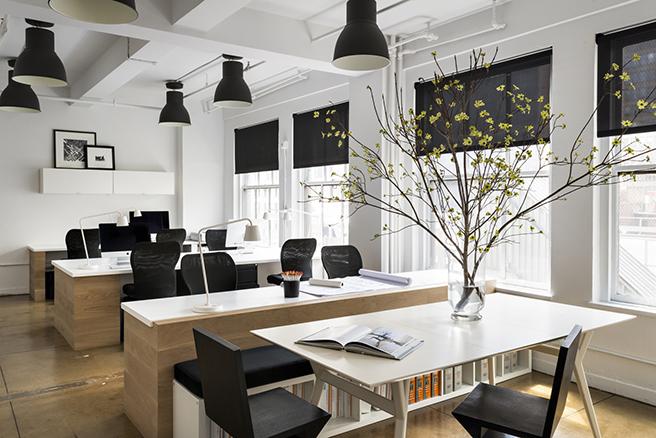 BHDM设计–纽约市办公室