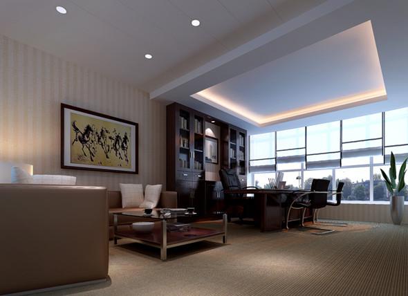深圳办公室设计装修选择可靠公司