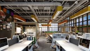 东方丝路(深圳)科技有限公司办公空间    色与自然