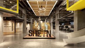 SHEIN 办公空间 --- 自由