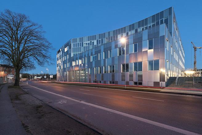 交织的空间—丹麦成人教育中心
