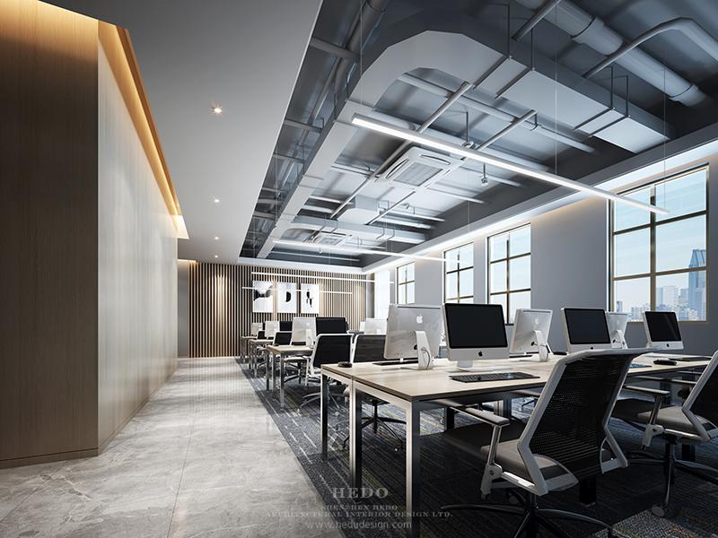 深圳办公空间设计