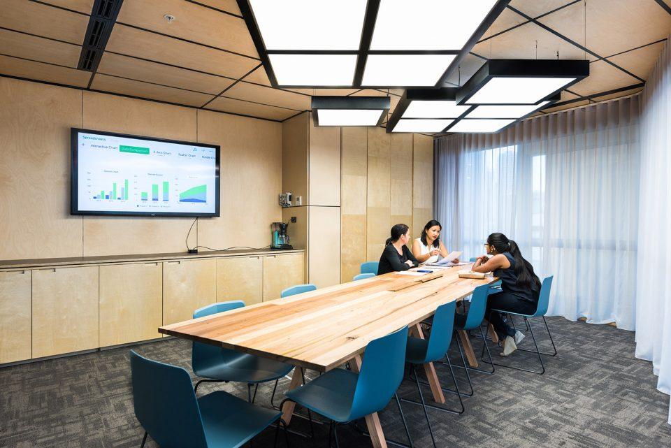 办公室设计中空间规划