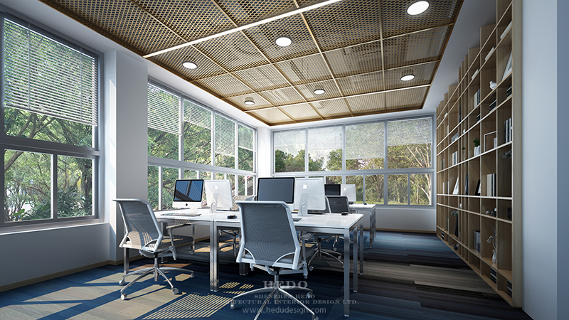 办公室装修设计公司如何从源头上控制甲醛污染