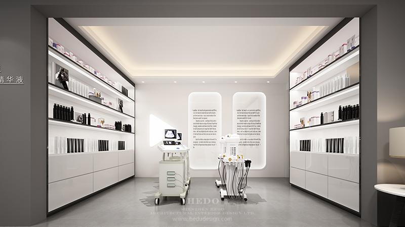 从办公室装修看企业实力,河渡装饰专注空间设计