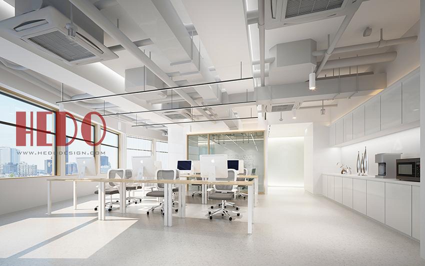 休闲风格办公室装修设计