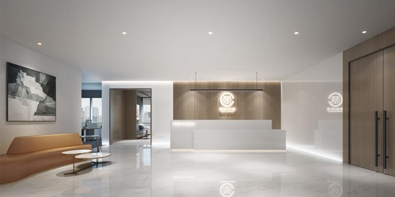 办公室设计公司:背景墙设计技巧
