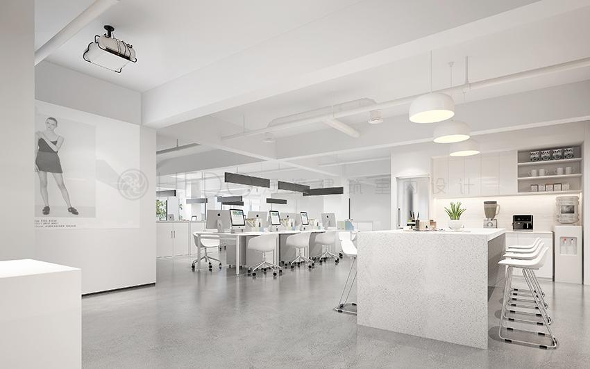 如何装修让办公室空间装修会更大?