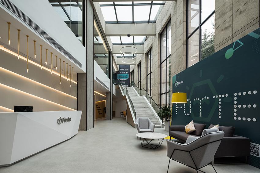 在300平方米的办公装修设计中要注意什么?