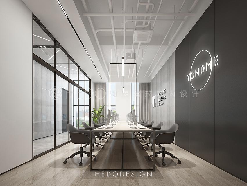 深圳办公室设计:办公室装修色彩搭配技巧