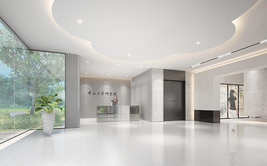 办公空间设计:企业展厅空间设计有什么原则?
