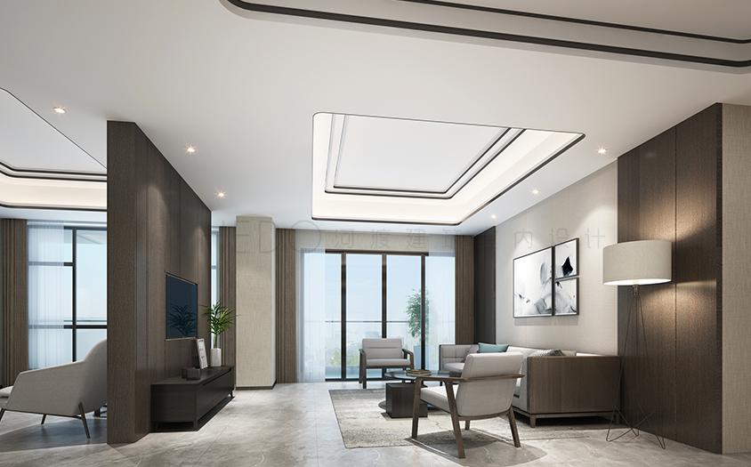 深圳办公室装修:复式办公室装修的关键因素