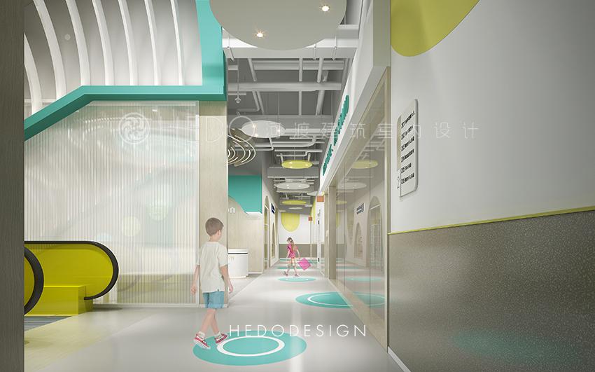 儿童教育空间设计应遵循的原则