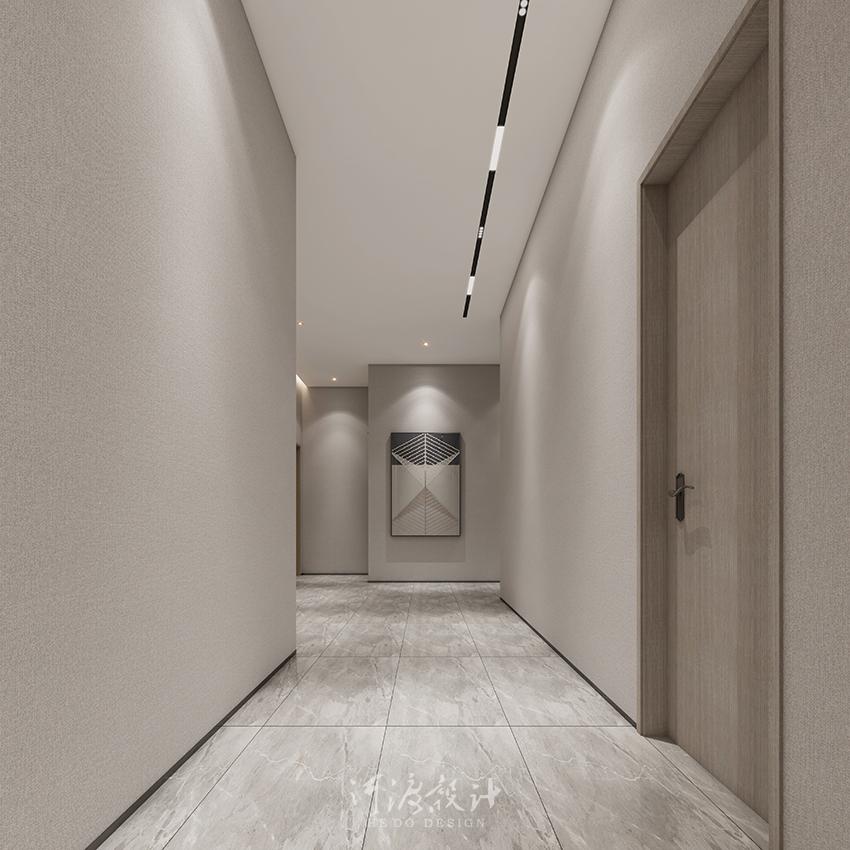 办公室设计:走廊过道细节介绍