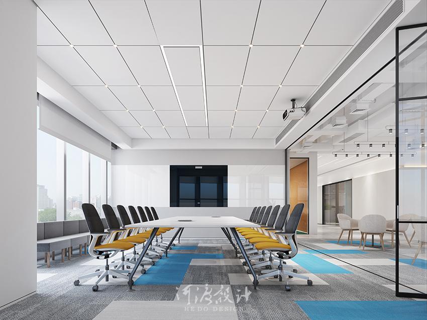 办公室设计满足物质和个性化需求